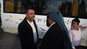 Dentro de Israel: Marginación de mizrajíes