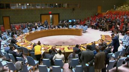 Irán urge legalidad en votación de CSNU sobre resolución de EEUU