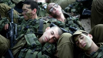"""Soldados israelíes pierden el apetito ante poderío de Hezbolá"""