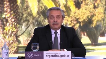 Fernández: En Argentina no hay más lugar para violencia de género