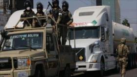 Bolivia militariza varias ciudades en respuesta a crisis política