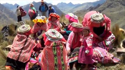 Reciben en Perú el Día de los Pueblos Indígenas en plena pandemia