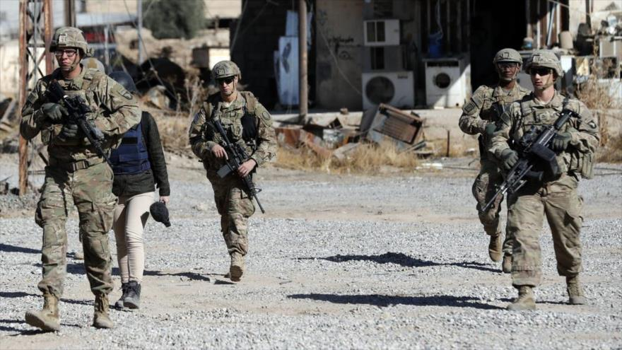 Irak recuerda a EEUU la importancia de retirada de tropas extranjeras