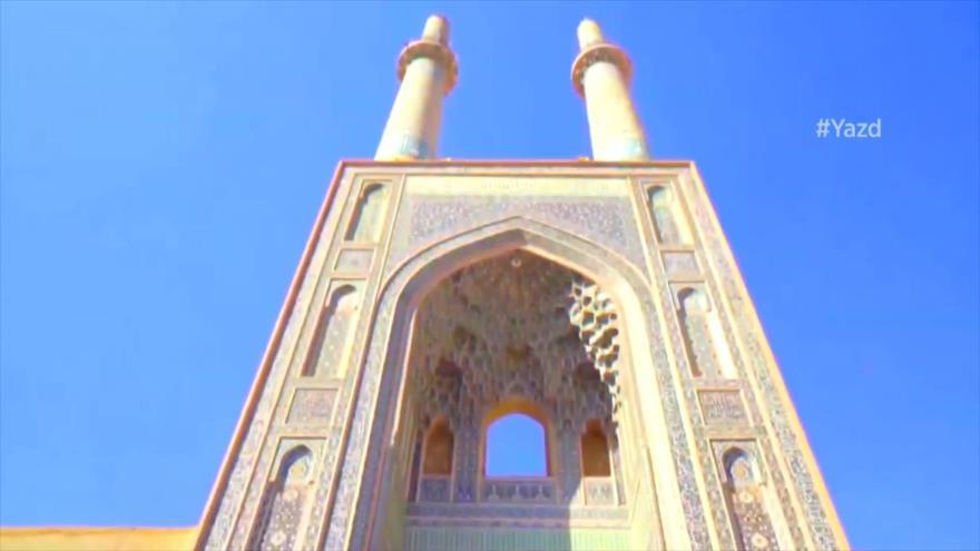 Ciberpaseo: Yazd, una ciudad oasis impresionante