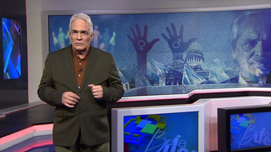 Buen día América Latina: Pretensiones de invasión