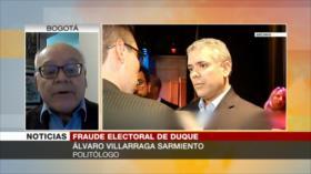 'Villarraga: Es difícil segunda etapa de mandato de Duque