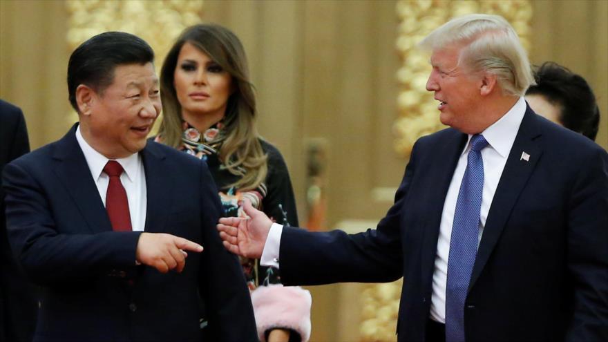 Trump: Si Biden gana, estadounidenses tendrán que aprender chino | HISPANTV