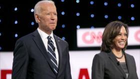 Joe Biden elige a Kamala Harris como su compañera de fórmula