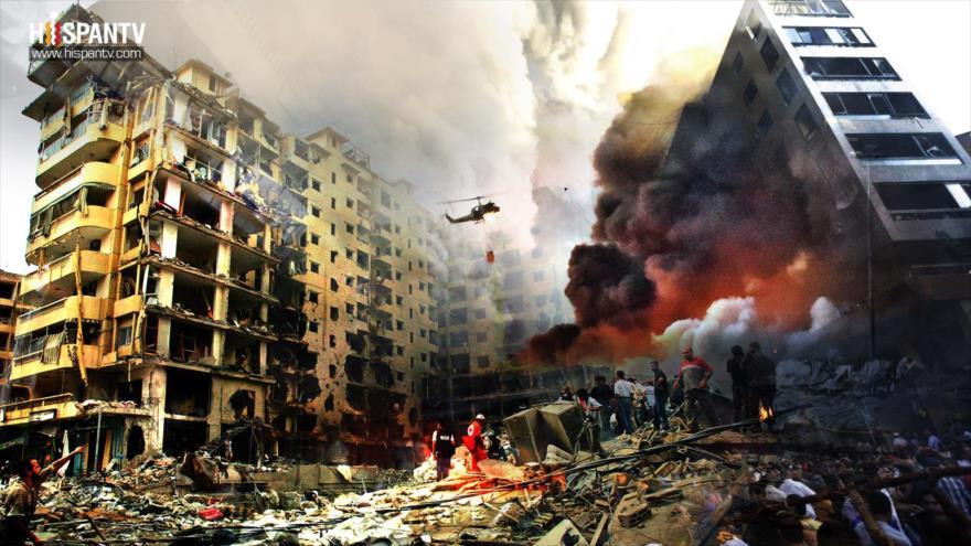 La política de Pistola y Bomba: Historia criminal de Israel en Líbano | HISPANTV