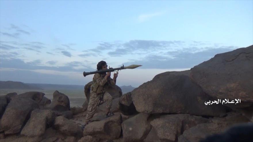 Fotos y Vídeo: Fuerzas yemeníes atacan Najran, sur de Arabia Saudí