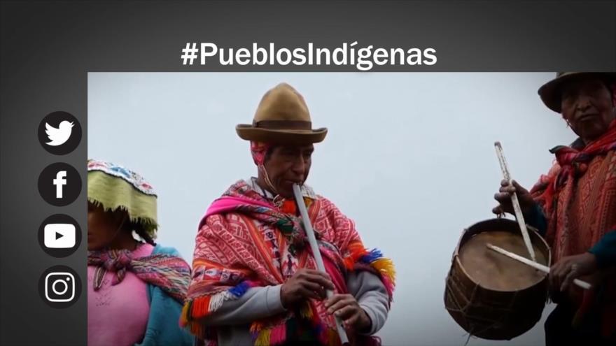 Etiquetaje: Día Internacional de los Pueblos Indígenas