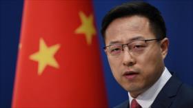 China alerta a EEUU sobre Taiwán: 'Los que juegan con fuego, se queman'