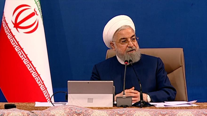 Irán rechaza planes de EEUU para extender embargo de armas