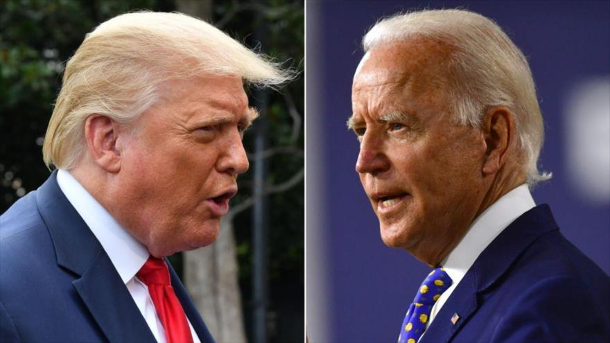 Encuesta: Biden tiene 71 % de posibilidades de derrotar a Trump | HISPANTV