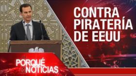 El Porqué de las Noticias: Acuerdo con Irán. Conflicto sirio. Protestas en Bolivia