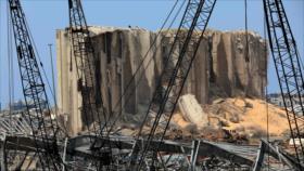 El Líbano rechaza pesquisa internacional sobre explosión de Beirut