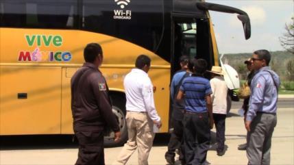 Reinician deportaciones de migrantes en la frontera sur de México