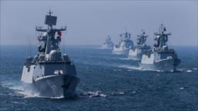 """China ve """"necesarias"""" las maniobras militares cerca de Taiwán"""