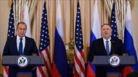 """Pompeo: Rusia pagará un """"alto precio"""" si el caso talibán es cierto"""