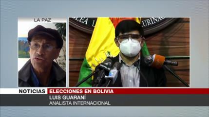 Guaraní: Gobierno 'de facto' no busca pacificar Bolivia por urnas