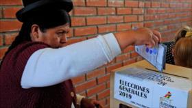 Senado boliviano fija hasta el 18 de octubre celebración de elecciones