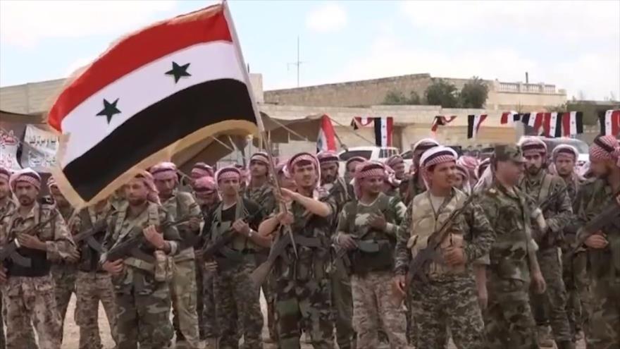 Tribus sirias piden fin de la presencia ilegal de EEUU en su país