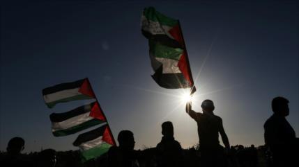 Resistencia palestina censura pacto de normalización Israel-EAU