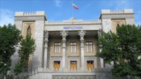 "Irán tacha acuerdo Israel-Emiratos de una ""estupidez estratégica"""