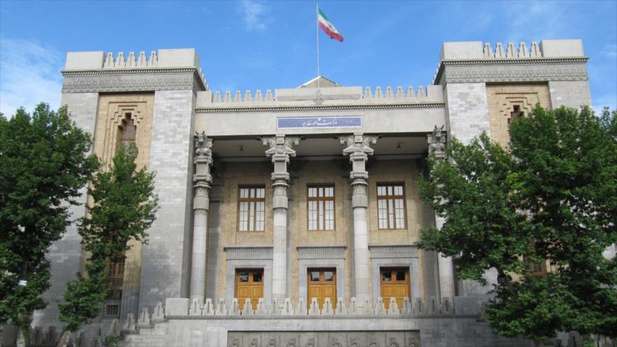Sede del Ministerio de Asuntos Exteriores de Irán, en Teherán, capital persa.