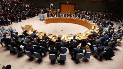 Irán insta al Consejo de Seguridad a no dejarse manipular por EEUU