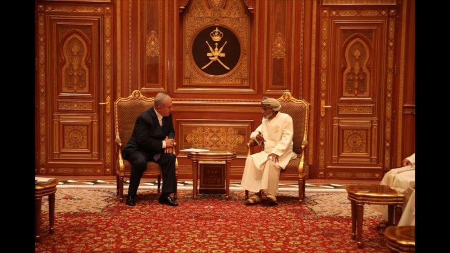 Tras Emiratos Árabes, Omán y Baréin normalizarán lazos con Israel   HISPANTV