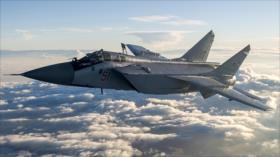 Caza ruso intercepta avión espía de EEUU sobre el mar de Barents