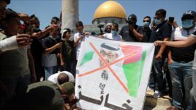 'Pacto entre Israel y los EAU es una puñalada por la espalda'