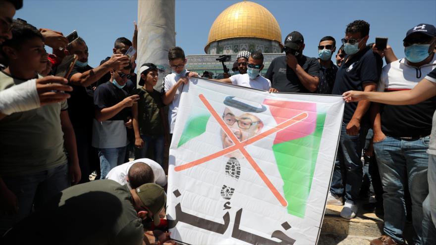 'Pacto entre Israel y los EAU es una puñalada por la espalda' | HISPANTV