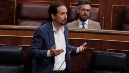 Iglesias niega que en Podemos exista financiación ilegal como en PP