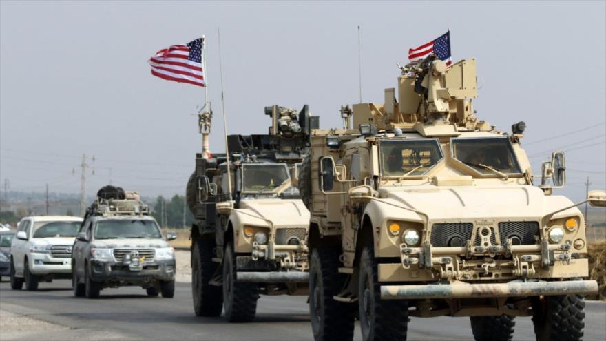 Explosión de bomba golpea un convoy logístico de EEUU en el sur de Irak
