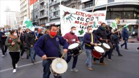 Sindicatos de salud de Uruguay en paro por presupuesto digno
