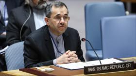 Teherán destaca 'aislamiento' de EEUU tras fracaso de resolución antiraní