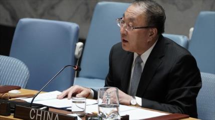 China resalta fracaso de resolución antiraní de EEUU ante CSNU
