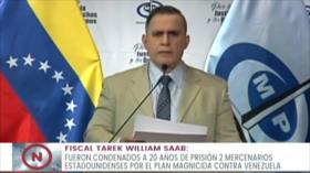 Fiscal general anuncia detalles sobre ataque perpetrado en Venezuela