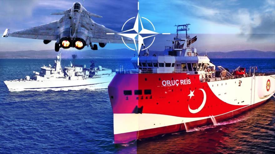 Vídeo: ¿Tensión entre Turquía y Grecia marca el fin de OTAN? | HISPANTV