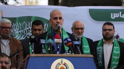 """HAMAS afirma que Israel deberá rendir cuenta por sus """"locuras"""""""