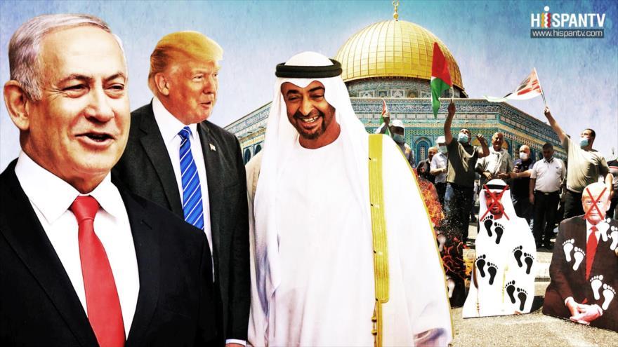¿Por qué los Emiratos Árabes Unidos se arrodillaron ante Israel? | HISPANTV