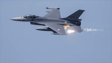 Taiwán comprará cazas F-16 de EEUU en medio de tensiones con China
