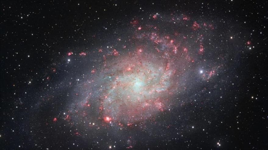 Científicos hallan nueva galaxia similar a la Vía Láctea | HISPANTV