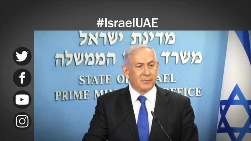 Etiquetaje: El acuerdo entre Israel y Emiratos genera ira en el mundo