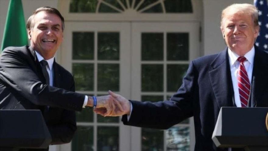 Moncada: Brasil busca unirse a EEUU para invadir Venezuela | HISPANTV