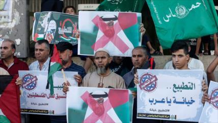 HAMAS: Pacto emiratí-israelí busca acabar con la Resistencia