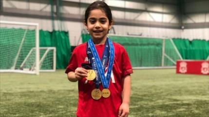 Liverpool ficha a Arat, el 'pequeño Messi' iraní de 6 años