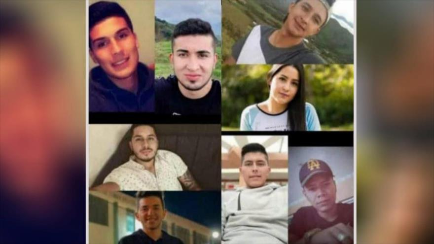 Hombres armados asesinan a nueve jóvenes en el sur de Colombia | HISPANTV